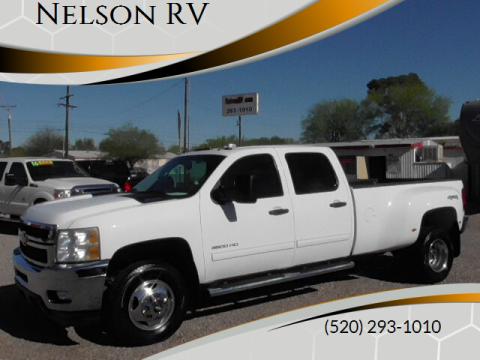 2014 Chevrolet Silverado 3500HD LT for sale at Nelson RV in Tucson AZ