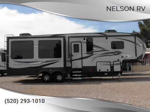 2017 Keystone Avalanche 300RE 5th Wheel for sale at Nelson RV in Tucson AZ