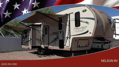 2017 ForestRiver Flagstaff8529IK for sale at Nelson RV in Tucson AZ