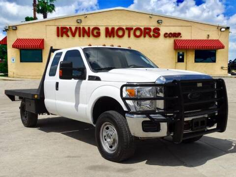 2015 Ford F-350 Super Duty for sale at Irving Motors Corp in San Antonio TX