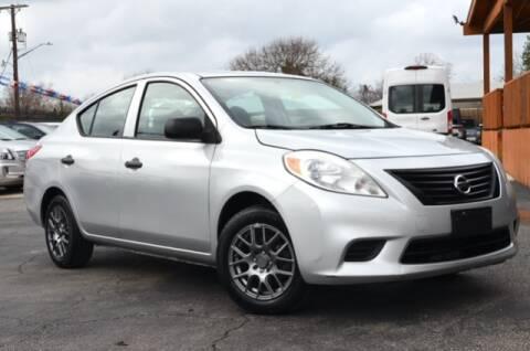 2014 Nissan Versa for sale at Irving Motors Corp in San Antonio TX