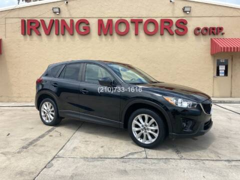 2014 Mazda CX-5 for sale at Irving Motors Corp in San Antonio TX