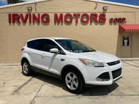 2014 Ford Escape for sale at Irving Motors Corp in San Antonio TX