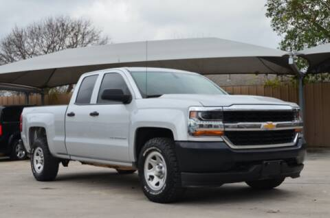 2016 Chevrolet Silverado 1500 for sale at Irving Motors Corp in San Antonio TX