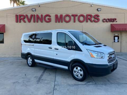 2017 Ford Transit Passenger for sale at Irving Motors Corp in San Antonio TX