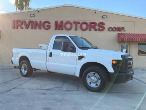 2008 Ford F-250 Super Duty for sale at Irving Motors Corp in San Antonio TX