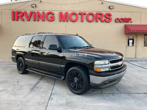 2006 Chevrolet Suburban for sale at Irving Motors Corp in San Antonio TX