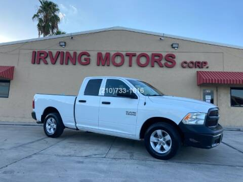 2016 RAM Ram Pickup 1500 for sale at Irving Motors Corp in San Antonio TX
