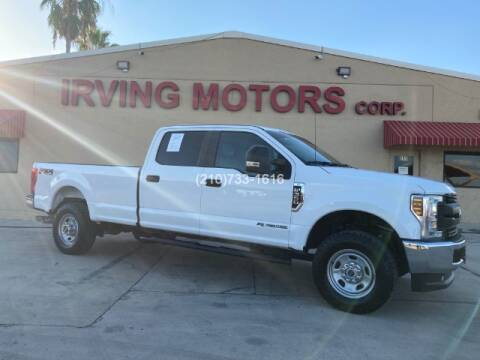 2018 Ford F-350 Super Duty for sale at Irving Motors Corp in San Antonio TX