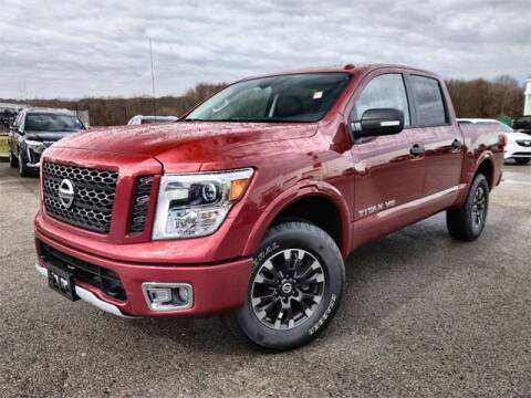 2019 Nissan Titan PRO-4X for sale at Montrose Buick GMC Cadillac Nissan in Hermitage PA