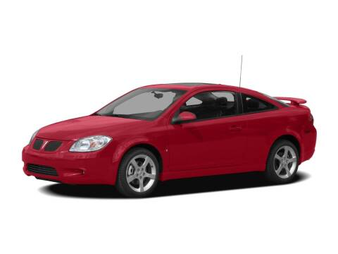 2007 Pontiac G5 for sale at Montrose Buick GMC Cadillac Nissan in Hermitage PA
