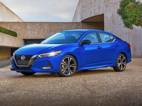 2020 Nissan Sentra SV for sale at Montrose Buick GMC Cadillac Nissan in Hermitage PA