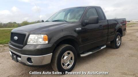 2006 Ford F-150 for sale at Collins Auto Sales in Waco TX