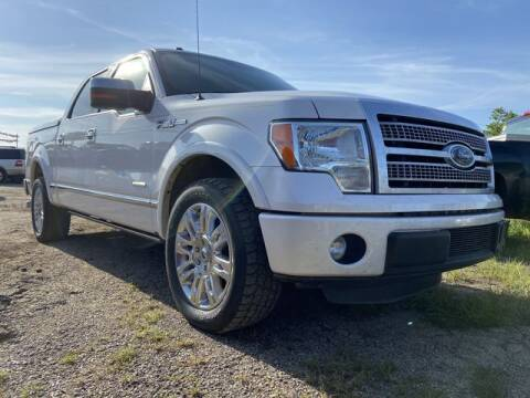 2011 Ford F-150 for sale at Collins Auto Sales in Waco TX