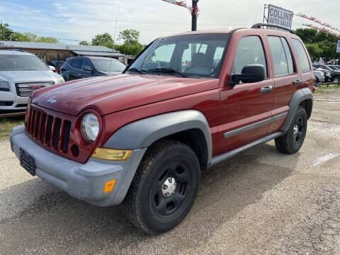 2005 Jeep Liberty for sale at Collins Auto Sales in Waco TX