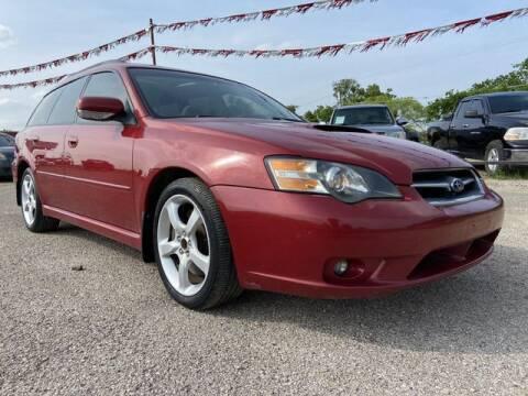 2005 Subaru Legacy for sale at Collins Auto Sales in Waco TX