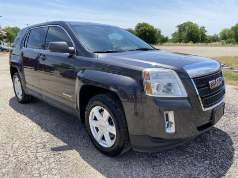 2014 GMC Terrain for sale at Collins Auto Sales in Waco TX