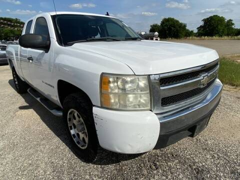 2008 Chevrolet Silverado 1500 for sale at Collins Auto Sales in Waco TX