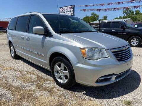 2012 Chrysler Town and Country for sale at Collins Auto Sales in Waco TX