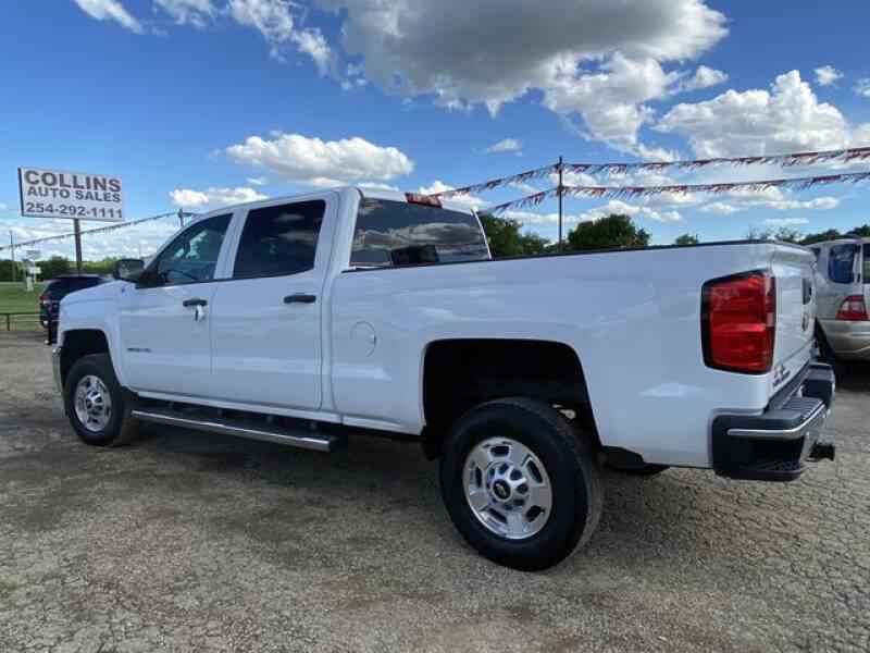 2015 Chevrolet Silverado 2500HD for sale at Collins Auto Sales in Waco TX