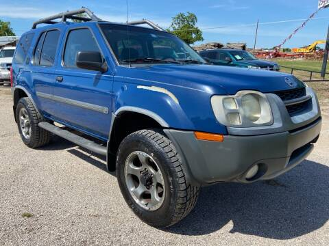 2004 Nissan Xterra for sale at Collins Auto Sales in Waco TX