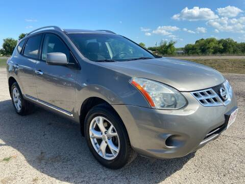 2011 Nissan Rogue for sale at Collins Auto Sales in Waco TX