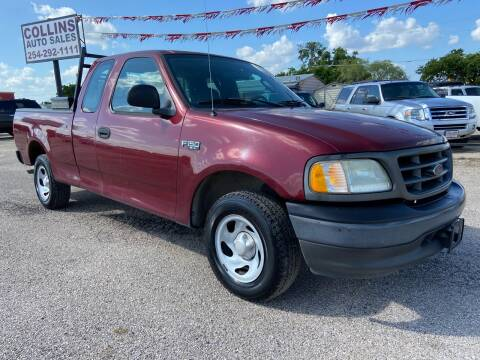 2003 Ford F-150 for sale at Collins Auto Sales in Waco TX