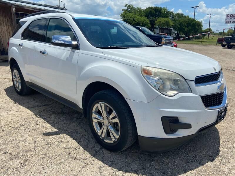 2013 Chevrolet Equinox for sale at Collins Auto Sales in Waco TX