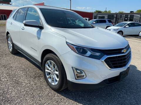 2019 Chevrolet Equinox for sale at Collins Auto Sales in Waco TX