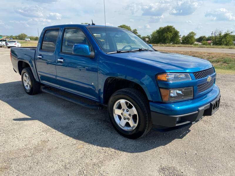 2009 Chevrolet Colorado for sale at Collins Auto Sales in Waco TX