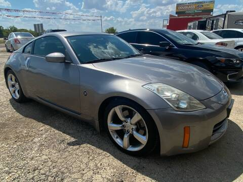 2008 Nissan 350Z for sale at Collins Auto Sales in Waco TX