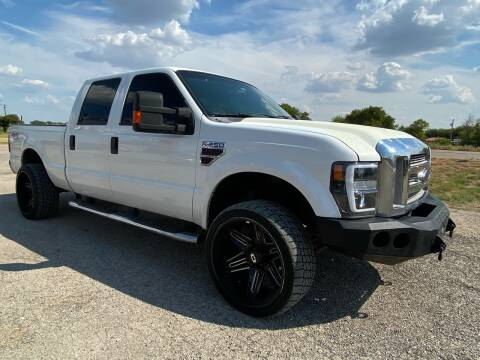 2008 Ford F-250 Super Duty for sale at Collins Auto Sales in Waco TX
