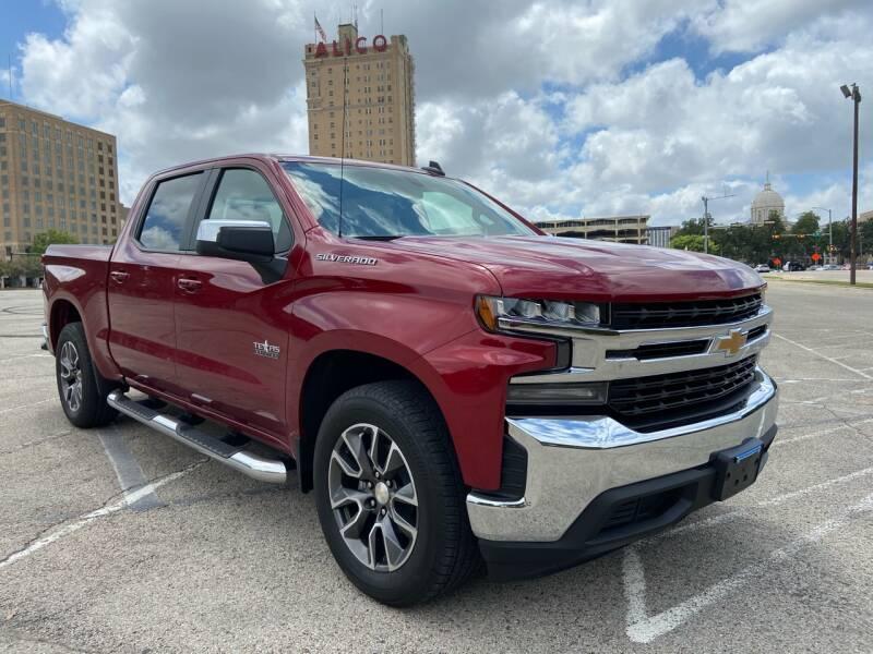 2020 Chevrolet Silverado 1500 for sale at Collins Auto Sales in Waco TX
