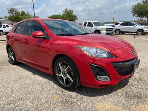 2011 Mazda MAZDA3 for sale at Collins Auto Sales in Waco TX