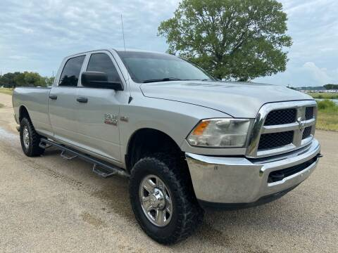 2014 RAM Ram Pickup 2500 for sale at Collins Auto Sales in Waco TX