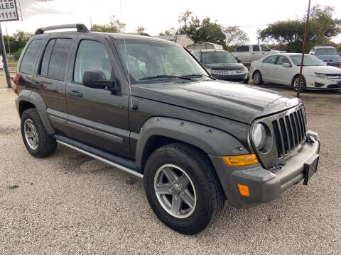 2006 Jeep Liberty for sale at Collins Auto Sales in Waco TX