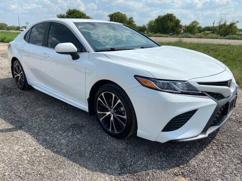 2019 Toyota Camry for sale at Collins Auto Sales in Waco TX