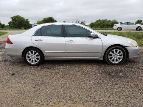2006 Honda Accord for sale at Collins Auto Sales in Waco TX