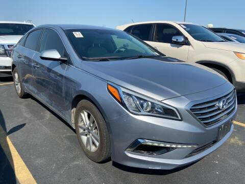 2017 Hyundai Sonata for sale at Collins Auto Sales in Waco TX