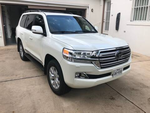 2016 Toyota Land Cruiser for sale at Collins Auto Sales in Waco TX