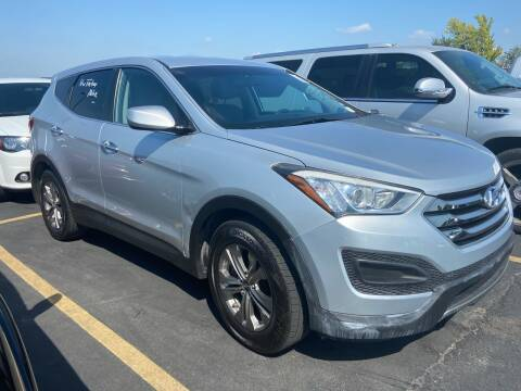 2016 Hyundai Santa Fe Sport for sale at Collins Auto Sales in Waco TX