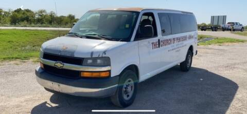 2007 Chevrolet Express Passenger for sale at Collins Auto Sales in Waco TX