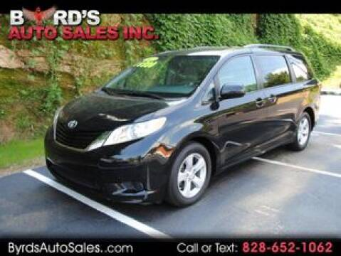 2017 Toyota Sienna for sale at Byrds Auto Sales in Marion NC