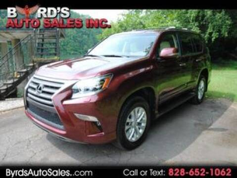 2018 Lexus GX 460 for sale at Byrds Auto Sales in Marion NC