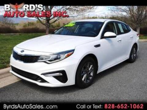 2019 Kia Optima for sale at Byrds Auto Sales in Marion NC