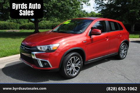 2019 Mitsubishi Outlander Sport for sale at Byrds Auto Sales in Marion NC