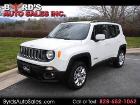 2016 Jeep Renegade for sale at Byrds Auto Sales in Marion NC