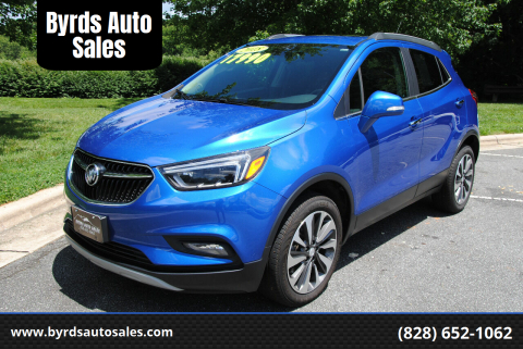 2018 Buick Encore for sale at Byrds Auto Sales in Marion NC