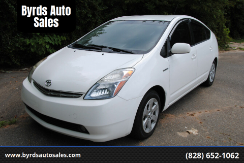 2009 Toyota Prius for sale at Byrds Auto Sales in Marion NC