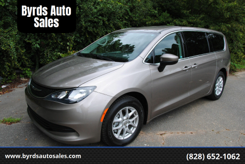2017 Chrysler Pacifica for sale at Byrds Auto Sales in Marion NC